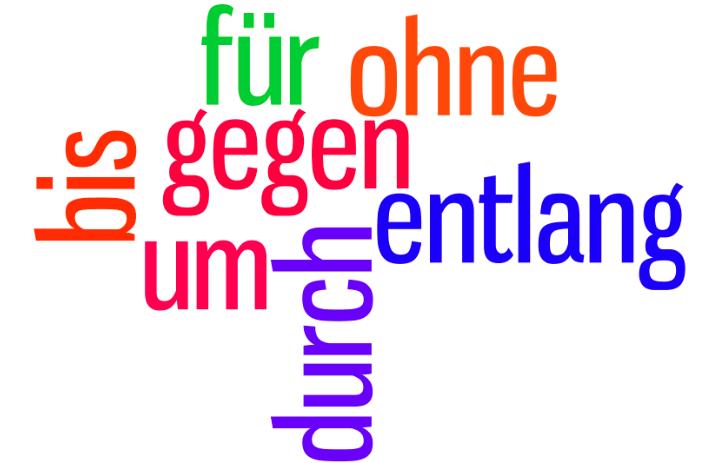 Mijn leraar Duits had 't goed begrepen